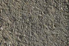 Fond de peperino, une roche magmatique, typique de l'Italie centrale images stock