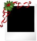 Fond de photo de Noël illustration de vecteur