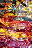 Fond de pierre de couleur