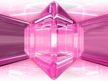 Fond de pierre de gemme illustration stock