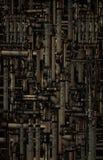 Fond de pipe Photos libres de droits