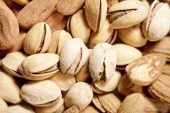 Fond de pistache Images stock