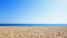 Fond de plage naturel photos libres de droits