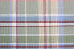 Fond de plaid Photo libre de droits