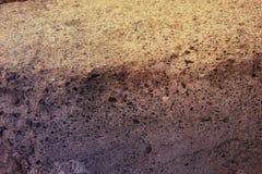 FOND de PLANCHER de ROCHE dans le style de vintage Texture des pierres Texture et fond abstraits pour les concepteurs, DUBAI-UAE Image libre de droits