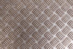 Fond de plaque métallique Images stock