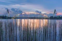 Fond de pont Images libres de droits