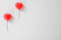 Fond de présentation de ballon d'amoureux, Valentine, épousant Photo libre de droits