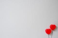 Fond de présentation de ballon d'amoureux, Valentine, épousant Photographie stock libre de droits