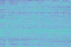 Fond de problème de VHS de vert d'objet façonné, déformation illustration stock