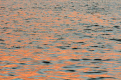 Fond de réflexions de l'eau Photos libres de droits