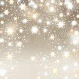 Fond de résumé bonnes fêtes avec des groupes d'étoiles Photo stock