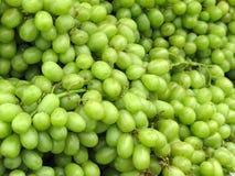 Fond de raisins Photos libres de droits