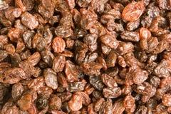Fond de raisins secs Photographie stock libre de droits