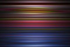 Fond de rayures rouges et bleues Photos stock