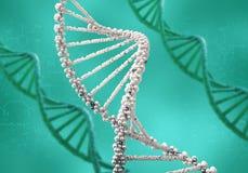 Fond de recherches d'ADN illustration de vecteur