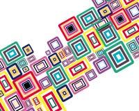 Fond de rectangle illustration de vecteur