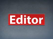 Fond de Red Banner Abstract de rédacteur illustration stock
