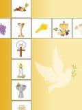 Fond de religion illustration de vecteur