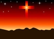 Fond de religion Photos stock