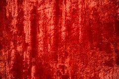 Fond de rideau en velours d'écarlate image libre de droits