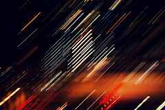 Fond de rotation abstrait de laser Texture de lumi?re photo libre de droits