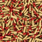 Fond de rouge à lèvres Photographie stock libre de droits