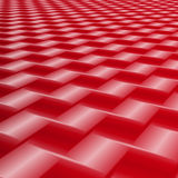 Fond de rouge de disco Image libre de droits
