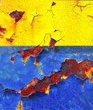 Fond de rouille Image libre de droits