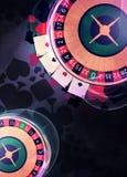 Fond de roulette Photographie stock libre de droits