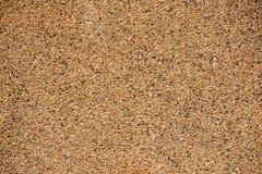 Fond de sable lavé par texture Petite pierre de sable de texture de mur de sable photographie stock libre de droits