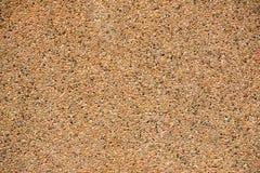 Fond de sable lavé par texture Petite pierre de sable de texture de mur de sable ou de fond de mur de sable photo stock