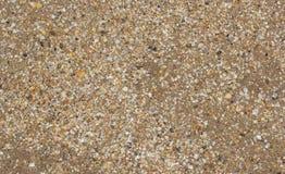 Fond de sable de mer et de coquilles photo libre de droits