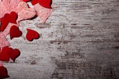 Fond de Saint-Valentin Photographie stock