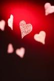 Fond de Saint-Valentin Photos libres de droits