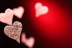 Fond de Saint-Valentin Photographie stock libre de droits