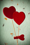 Fond de Saint-Valentin. Photographie stock libre de droits