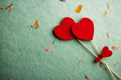 Fond de Saint-Valentin. Images stock