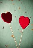 Fond de Saint-Valentin. Image libre de droits