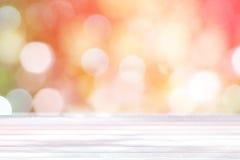 Fond de Saint Valentin avec le bokeh Photographie stock