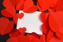 Fond de Saint-Valentin - image photos stock