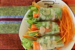 Fond de salade Photos stock