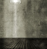 Fond de salle obscure Image stock