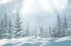Fond de salutation de Joyeux Noël et de bonne année avec la copie images stock