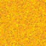 Fond de scintillement d'étincelle d'or Mur éclatant Photos libres de droits