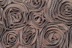 Fond de sculpture en tissu des cercles image libre de droits