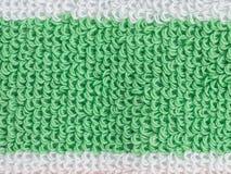Fond de serviette de plage Photos libres de droits