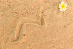 Fond de sol Photographie stock libre de droits