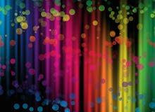 Fond de spectre Photographie stock