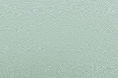 Fond de stuc métallique de bel aqua pâle Image libre de droits